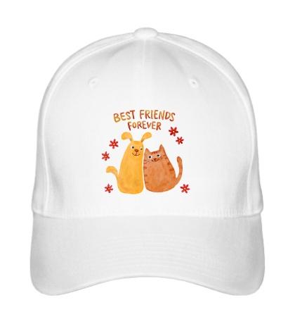 Бейсболка Best Friends: Forever