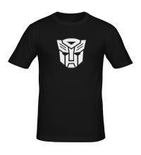Мужская футболка Autobots logo