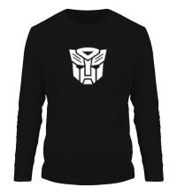 Мужской лонгслив Autobots logo