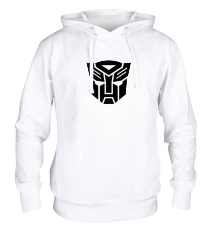 Толстовка с капюшоном Autobots logo