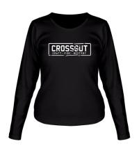 Женский лонгслив Crossout