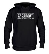 Толстовка с капюшоном Crossout