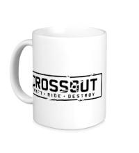 Керамическая кружка Crossout