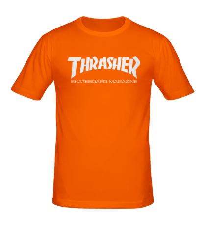 Мужская футболка Thrasher Skateboard
