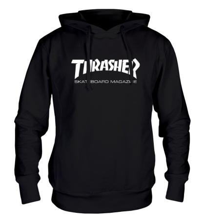 Толстовка с капюшоном Thrasher Skateboard