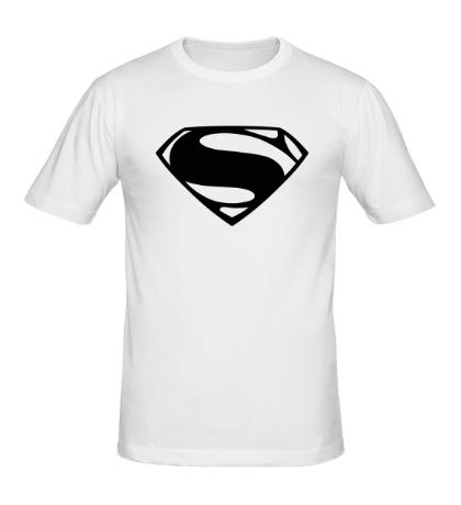Мужская футболка Superman: Mono Logo
