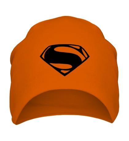 Шапка Superman: Mono Logo