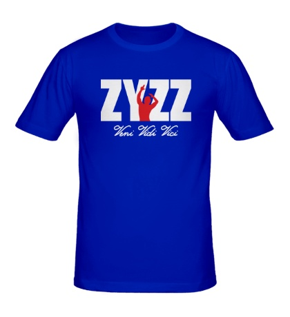 Мужская футболка ZYZZ Veni Vidi Vici