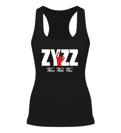 Женская борцовка ZYZZ Veni Vidi Vici