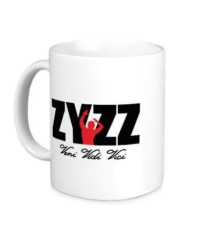 Керамическая кружка ZYZZ Veni Vidi Vici