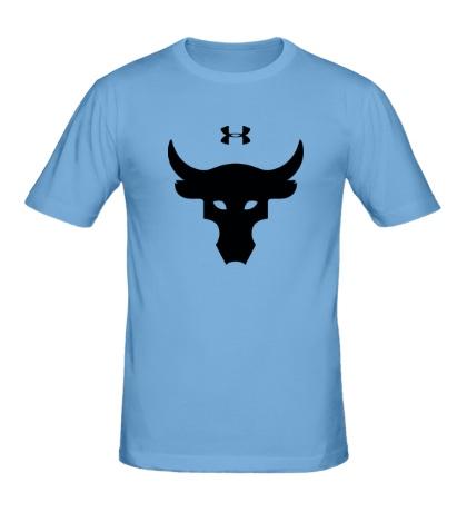 Мужская футболка Dwayne Johnson Bull