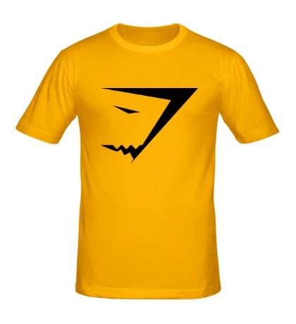 Мужская футболка Gymshark logo