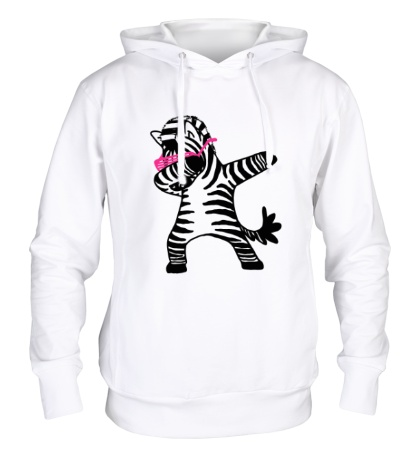 Толстовка с капюшоном Zebra Dub