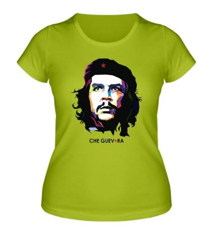Женская футболка Che Guevara: Multicolor