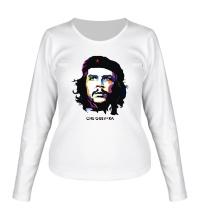 Женский лонгслив Che Guevara: Multicolor
