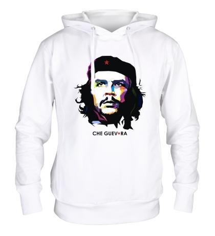 Толстовка с капюшоном Che Guevara: Multicolor