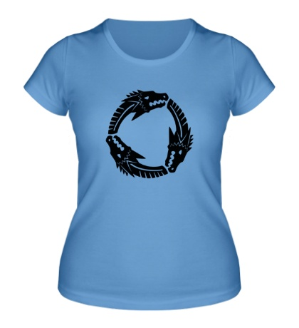 Женская футболка Targaryen Mark