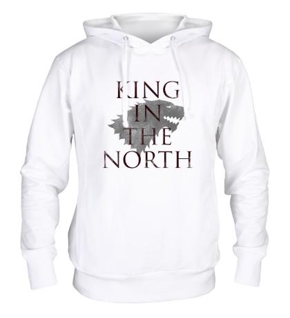 Толстовка с капюшоном King in the North