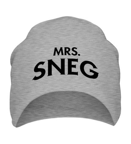 Шапка Mrs. Sneg