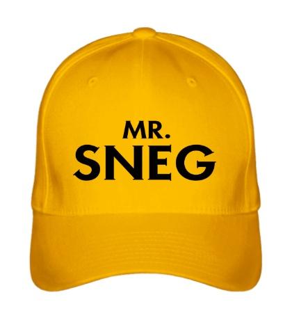 Бейсболка Mr. Sneg