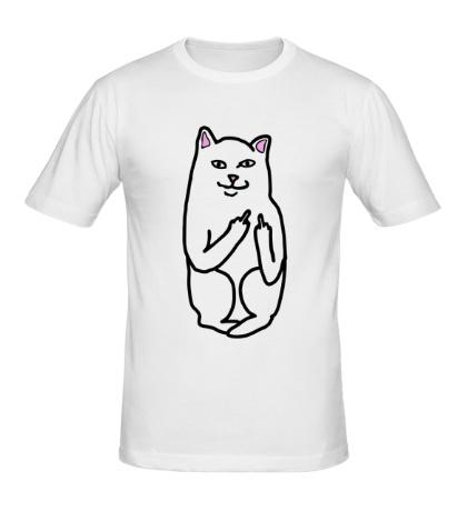 Мужская футболка Lord Nermal