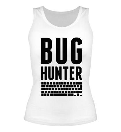 Женская майка Bug hunter
