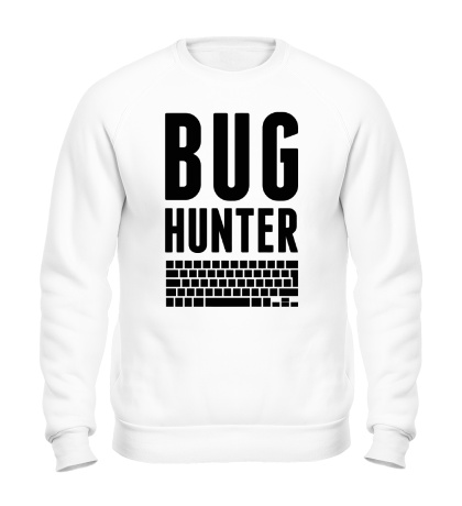 Свитшот Bug hunter