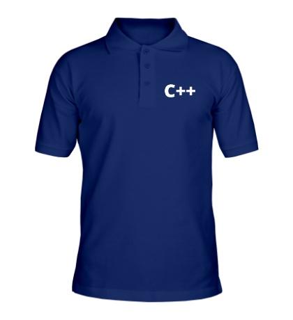 Рубашка поло C++