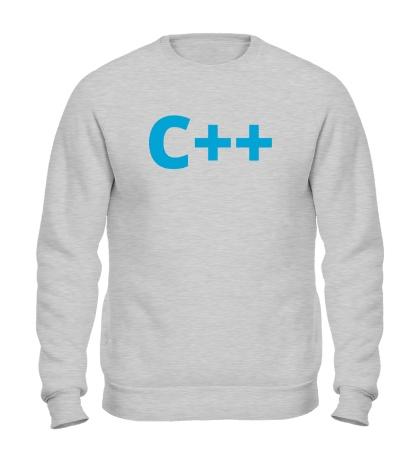 Свитшот C++