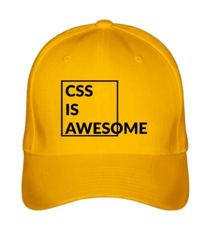 Бейсболка CSS is awesome