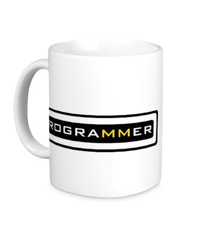 Керамическая кружка Programmer: Brazzers