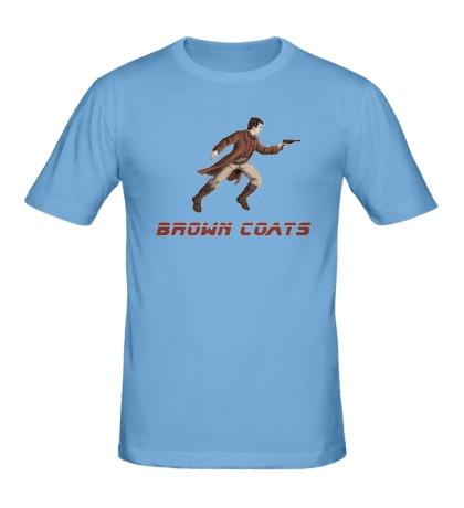 Мужская футболка Browncoats