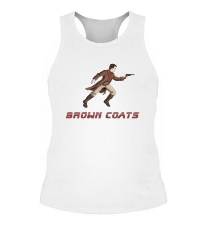 Мужская борцовка Browncoats