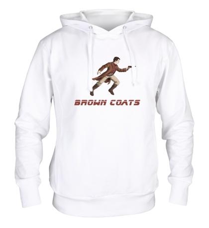 Толстовка с капюшоном Browncoats