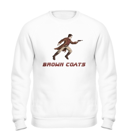 Свитшот Browncoats