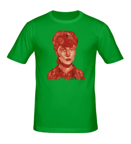 Мужская футболка Rachel