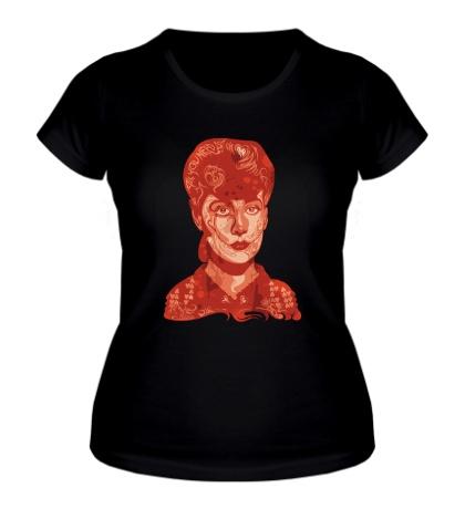 Женская футболка Rachel