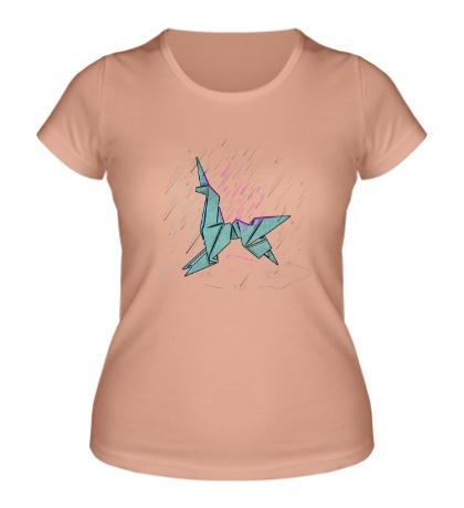 Женская футболка To Live & Die in S.A.
