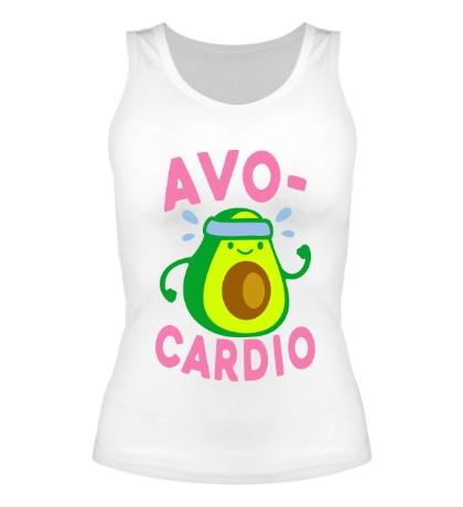 Женская майка Avo-Cardio