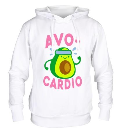 Толстовка с капюшоном Avo-Cardio