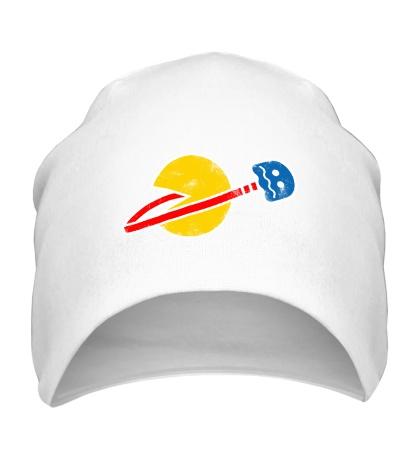 Шапка Space Pacman