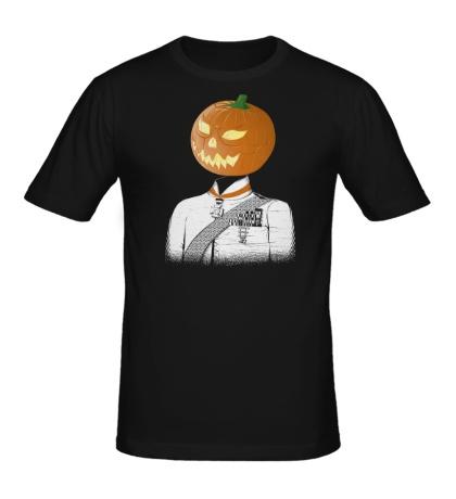 Мужская футболка Сэр Хэллоуин