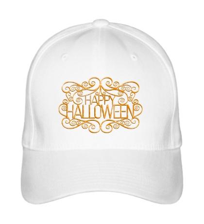 Бейсболка Happy Halloween