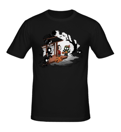 Мужская футболка Halloween Decoy
