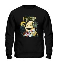 Свитшот Halloween Island