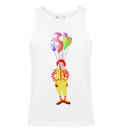 Мужская майка Kill That Creepy Clown