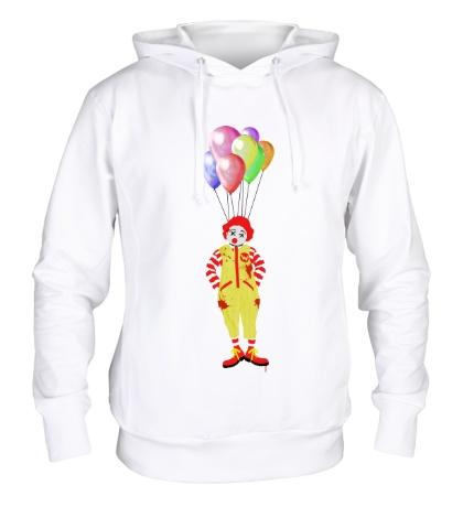 Толстовка с капюшоном Kill That Creepy Clown