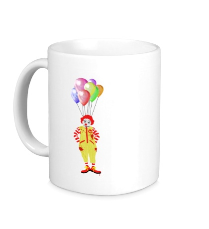 Керамическая кружка Kill That Creepy Clown