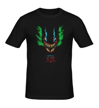 Мужская футболка Clown Gone Evil