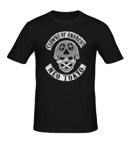 Мужская футболка Clowns of Anarchy